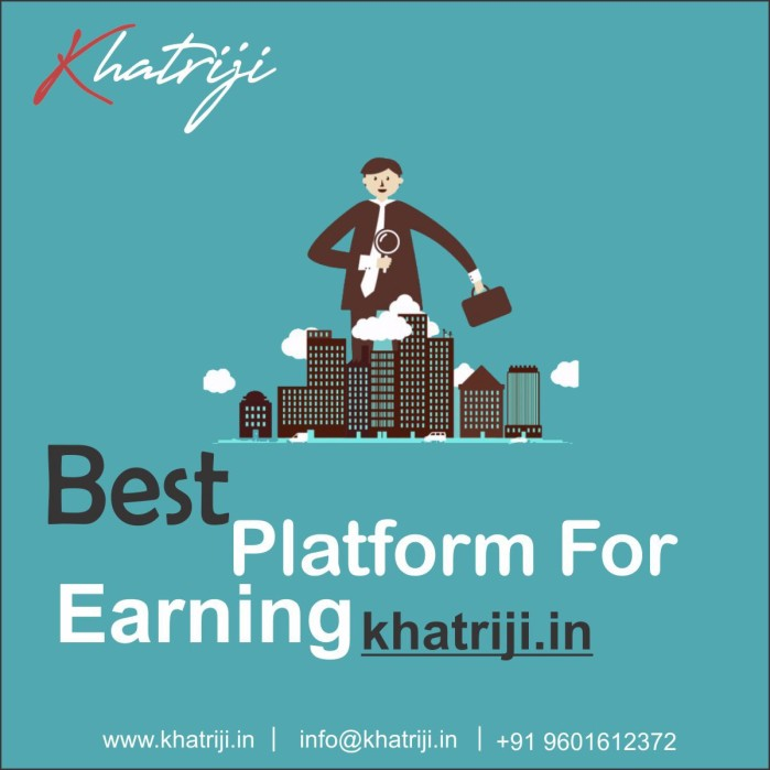 Best Platform For Earning Money khatriji.in | by khatriji | Medium